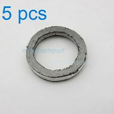 5x GY6 Exhaust Muffler Gasket 22mm 49cc 50cc 125cc 150cc Moped Scooter ATV Quad