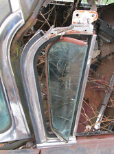 1962 cadillac Limousine 75 series Vent wing assembly LF 59 60 61 63 64 65