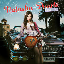 "Natasha Duarté Debut Cd ""First Time""     Brand New CD"