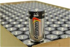 (176 Batteries) Energizer MAX C Size Alkaline E93 Batteries -EXP 2026 Made in US