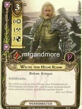 Lord of the Rings LCG  - 1x Wache von Helms Klamm  #138 - Die Geweihkrone