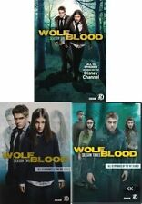 Wolfblood Complete Season 1 2 3 Series DVD Set Collection Show Lot Episode TV R1