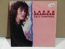 LAURA BRANIGAN Self control A9676 Labels papier vert ornage