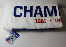 "US Women's Soccer 30"" x 60"" Beach Towel Champions NWT 1991 1999 2015"