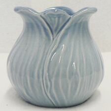 RED WING POTTERY BLUE VASE NUMBER 894