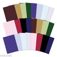 Hunkydory ADORABLE SCORABLE SUMPTUOUS SELECTION Cardstock 24 Sheets AS180