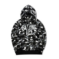 A Bathing Ape Bape Snow Camouflage Pullover Hoodie Large Size SOLD OUT IN STORES
