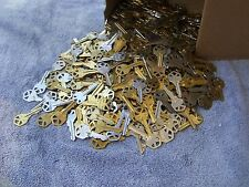 Large Lot of  house KWIKSET   Brass  Keys   2.5 lbs  SOME FIT IN YOUR LOCK??