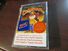 ALVIN  & THE CHIPMUNKS CASSETTE; NEW/SEALED1992 SONY MUSIC ENTERTAINMENT