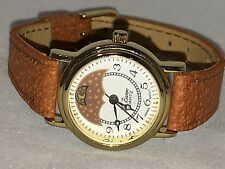 VINTAGE LE BARON MOON PHASE QUARTZ WOMENS WATCH (A-311)