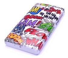 Hülle f Sony Xperia U ST25i Schutzhülle Case Hard Cover Tasche Comic Crash BooM