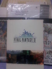 CIB Final Fantasy XI / FFXI w/ 40GB HDD + 2 Expansions NTSC US