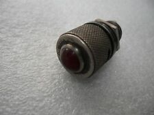 Aircraft Military Bright - Dim Red Light Switch Indicator for Control Panel