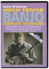 Tutorial Guide to Learning Irish Tenor Banjo Complete Techniques Gerry O'Connor