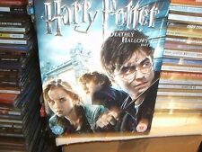 Harry Potter And The Deathly Hallows Part 1 (DVD, 2011) SINGLE DISC