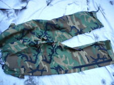 US SF ECWCS GORETEX woodland TROUSERS S M pcu GORE TEX PANTS waterproof arctic