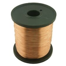 Gold Plated Copper Wire 1.0mm 50g Reel Parawire (per Metre)