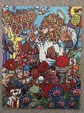 "The Stoned Pope by P. Earwig Weirdest ""Underground"" Comic Ever! Extremely Rare!"