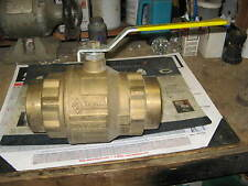 Anvil 4 Inch Copper Sweat Ball Valve