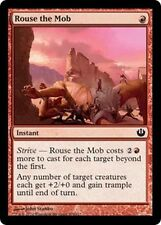 Rouse the Mob   EX/NM  x4  Journey into Nyx    MTG Magic  Red  Common