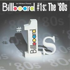 Billboard #1's: The 80's Joel Whitburn Presents  (CD-RHINO) QUEEN, B-52'S, RUSH