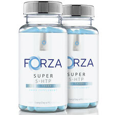FORZA Super 5-HTP 200mg - Mood & Sleep Enhancer - 180 Capsules