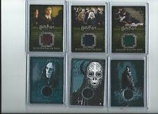 Harry Potter Order of the Phoenix OOTP Costume Death Eater C16 #/260