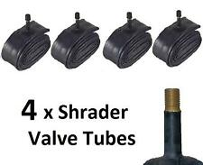 4 x 700c 25/28c SCHRADER Valve Inner CycleTube 25c 26c 27c 28c AV Bike Bicycle