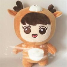 """9"""" EXO Plush LUHAN Reloaded Yellow KPOP Toy Soft Doll Collection Fan Goods"""