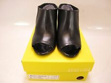 KENNETH COLE REACTION Womens EDGE HILL Black Open Toe Wedges US 7M (RL06289LE)
