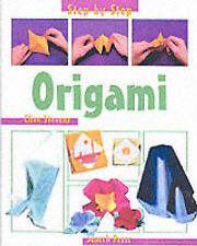Clive Stevens Origami (Step-by-step Children's Crafts) Very Good Book
