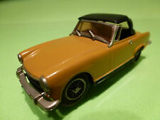 JEM METAL MINIATURES 1:43 MG MIDGET SOFTTOP  - RARE SELTEN  - GOOD CONDITION