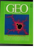 Geo - Das neue Bild der Erde Nr. 6 - 1984