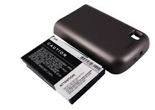 Premium Battery for HTC BA S360, TOPA160, CLIC100, A3288, 35H00125-07M, Tattoo