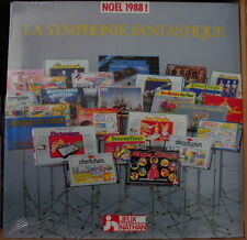 MUTI/BERLIOZ DISQUE PUBLICITAIRE JEUX NATHAN NOËL 1988 ! COVER SEALED FRENCH LP
