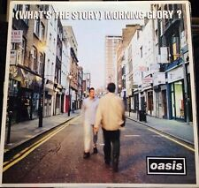 Oasis (What's the Story) Morning Glory Vinyl LP New (2 Discs) Whts the Story
