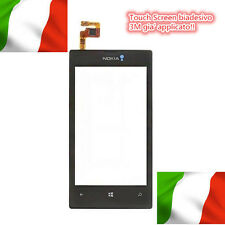 TOUCH SCREEN VETRO PER NOKIA LUMIA 520 NERO