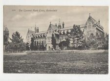 The Convent Mark Cross Rotherfield Sussex Vintage Postcard Vigor 713a