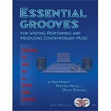 Essential Grooves: for Writing, Performing, and Producing Contemporary Music, Os
