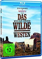 Blu-ray DAS WAR DER WILDE WESTEN (SE) James Stewart, Carroll Baker ++NEU