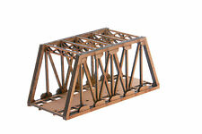 N-BR004 Single Track Short Girder Rail Bridge N Gauge Model Laser Cut Kit