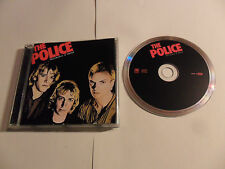 The POLICE - Outlandos D'Amour (CD 2003) GERMANY Pressing