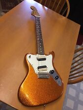 Fender Supersonic Guitar Pawnshop Orange Sparkle