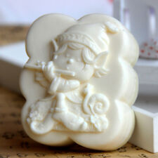 Flute Silicone Soap Mold Craft Molds DIY Handmade Soap Soap Resin Making Mould
