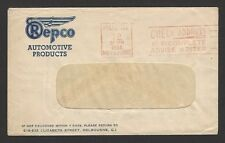 Australia 1954 REPCO Automative Products illustrated advertisement meter cover