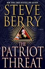 Cotton Malone: The Patriot Threat 10 by Steve Berry (2015, Hardcover)