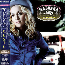 Music- by  Madonna (CD, Sept-2000, Wea)