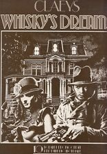 CLAEYS WHISKY'S DREAMS 1982 FUMETTO EROTICO (RA998)