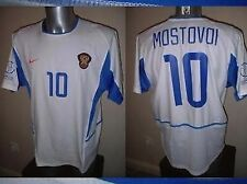 Russia USSR Mostovoi Shirt Jersey Football Soccer Adult S Trikot Vintage 2002