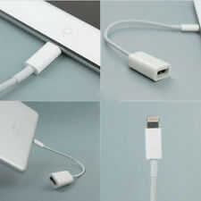 USB OTG Adapter Cable For iPad4 iPad Mini for Camera Connection U Disk Keyboard